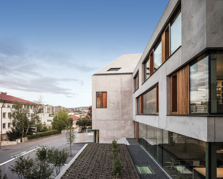 Blocher Blocher Partners office building blocher partners archdaily