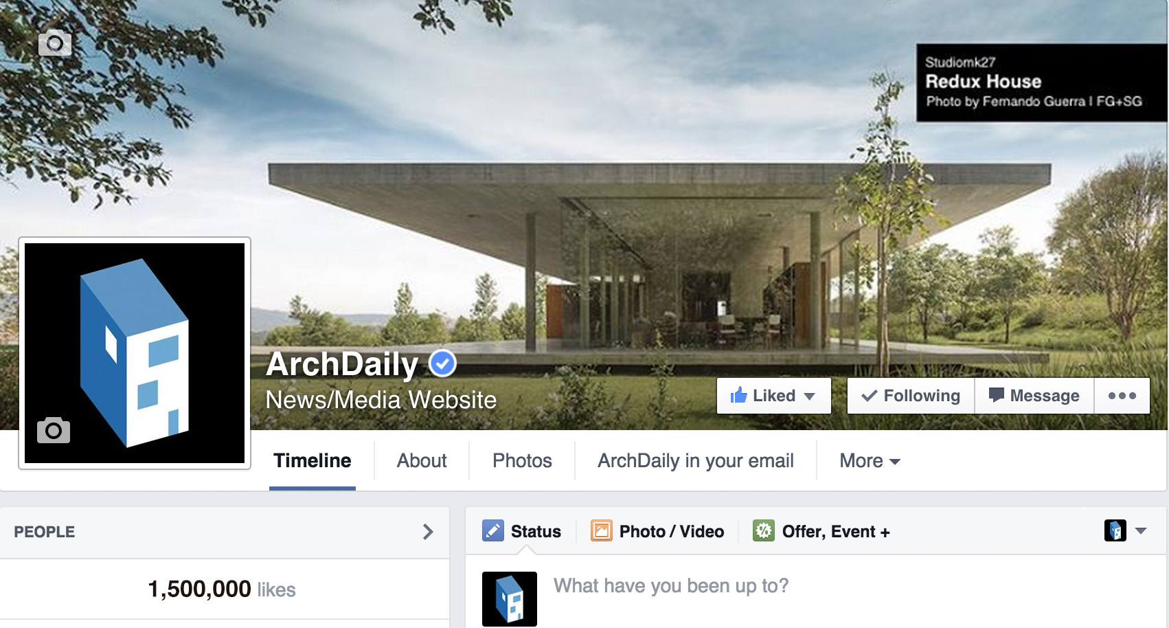 ArchDaily's Top 10 Facebook Posts