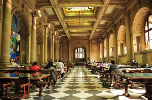 © Biblioteca Nacional © Teresita Pérez para Plataforma Urbana