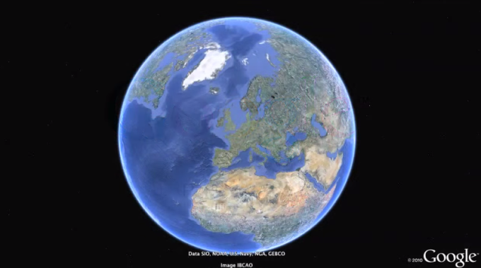 Google Earth Pro agora disponível gratuitamente, © Google Earth Pro