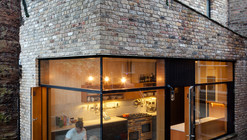 Brick Addition / NOJI Architects