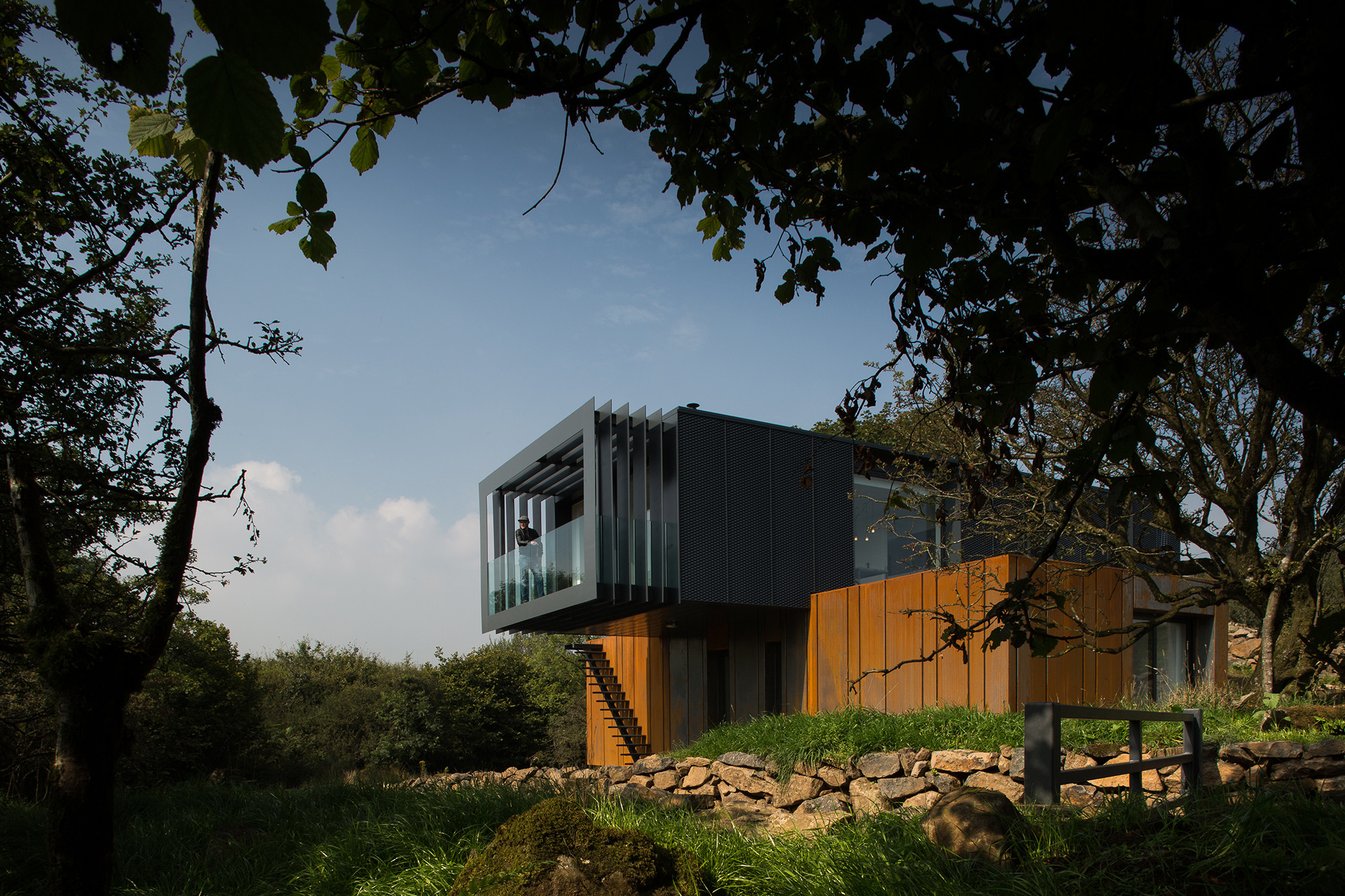Casa de Agua en Grillagh / Patrick Bradley Architects, © Aidan Monaghan Photography