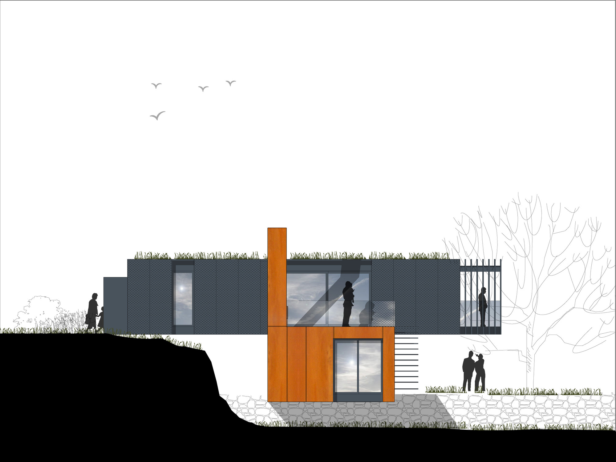 Gallery of Grillagh Water House / Patrick Bradley
