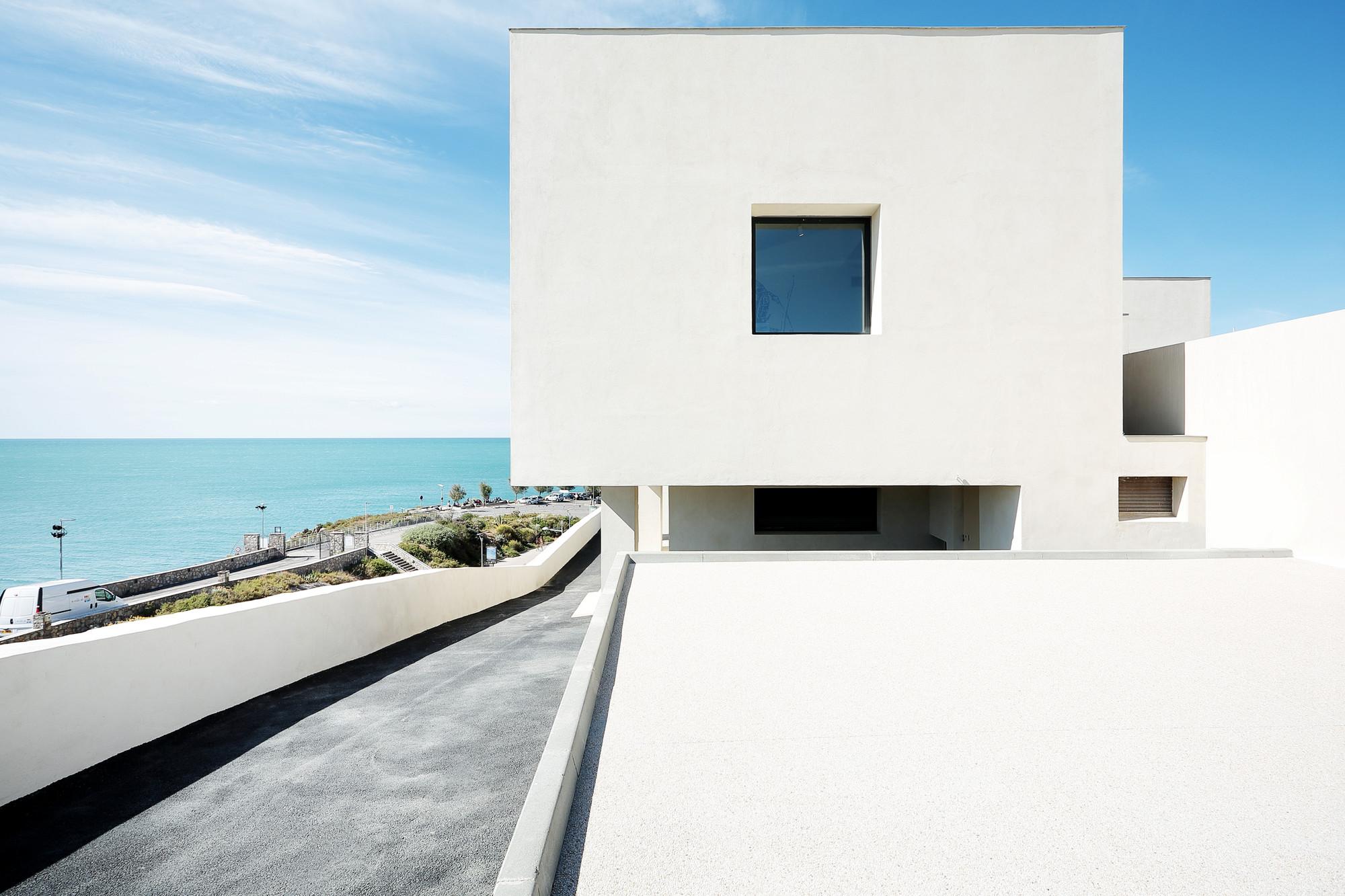 Museum Of The Sea In Sete / C+D Architecture, © Marie-Caroline LUCAT