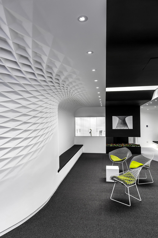 Gallery Of Diyar Media Studio / ReNa Design