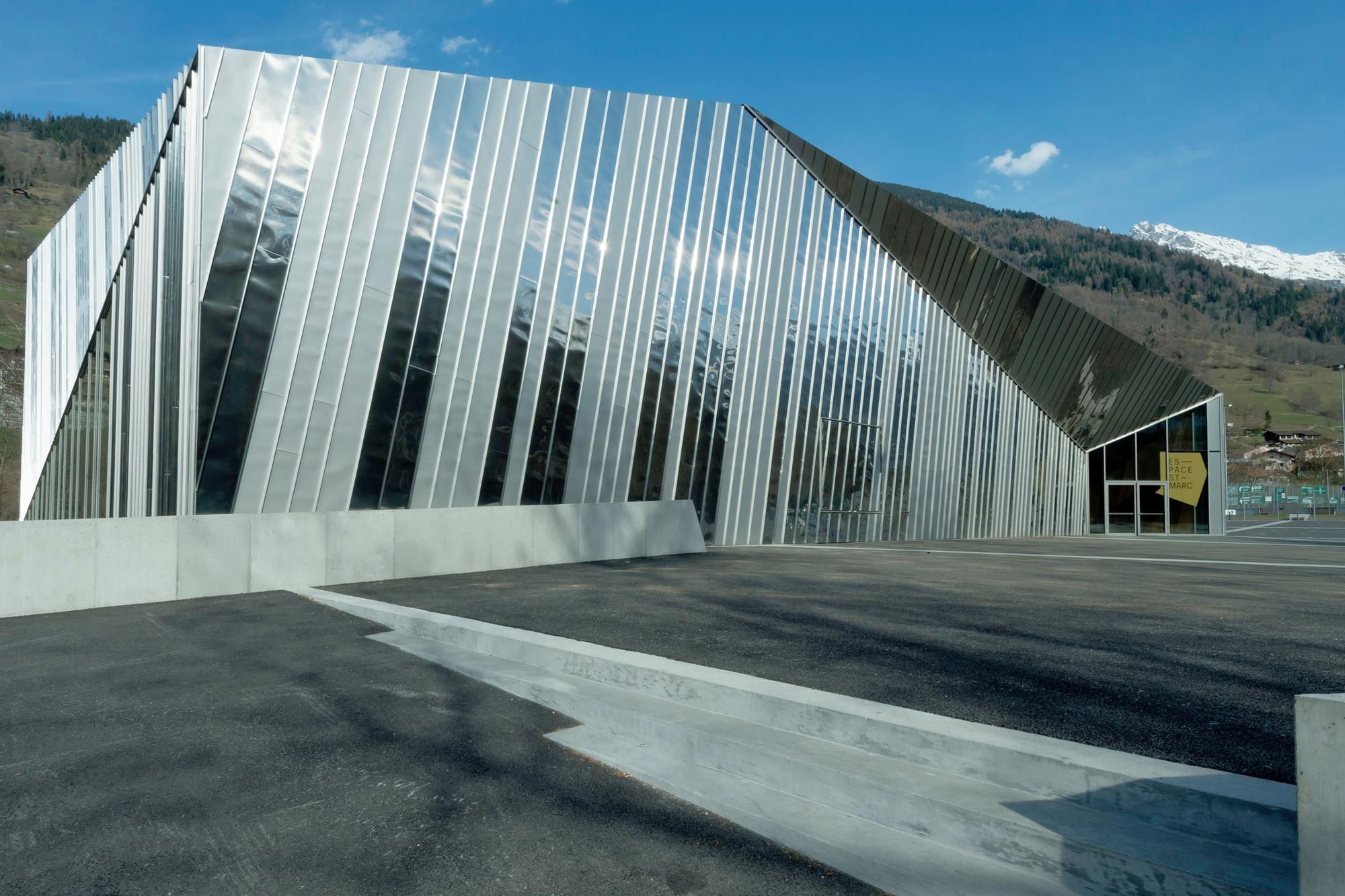 Espace St-Marc  / Voltolini architectures SARL +  Jean-Paul Chabbey, © Jean-Pierre Boss
