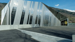 Espace St-Marc  / Voltolini architectures SARL +  Jean-Paul Chabbey