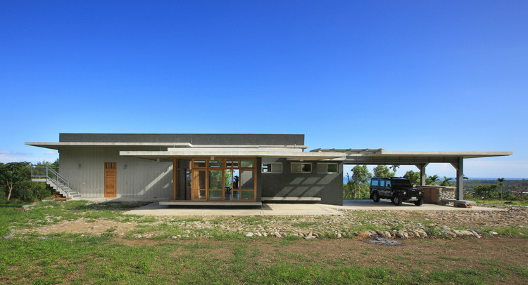 The Pacific House  / Wang, Pe-Jen Architects, Courtesy of Wang, Pe Jen