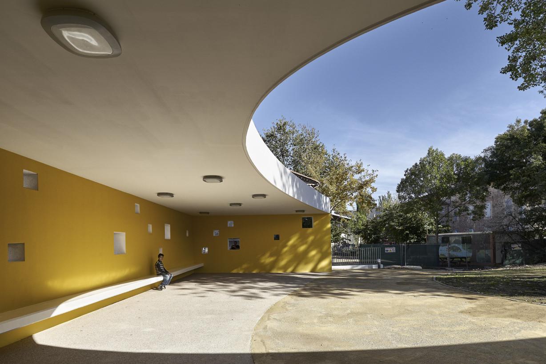 Casa de la infancia / Heams et Michel, © Aldo Amoretti
