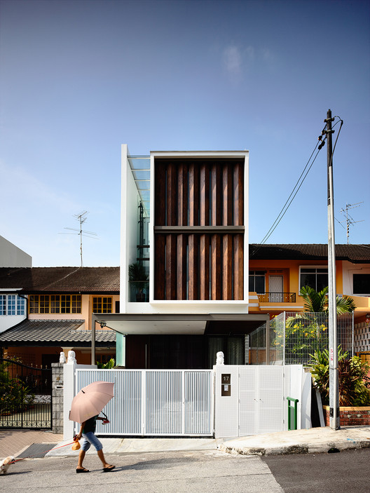 Primrose Avenue / HYLA Architects, © Derek Swalwell