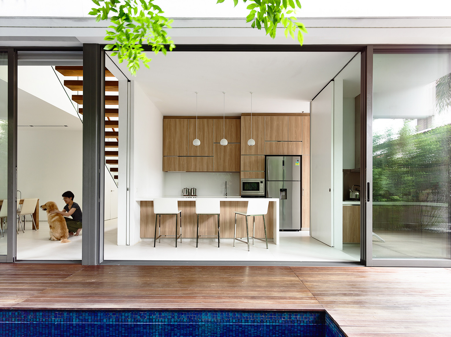 Eng Kong Garden Hyla Architects Archdaily