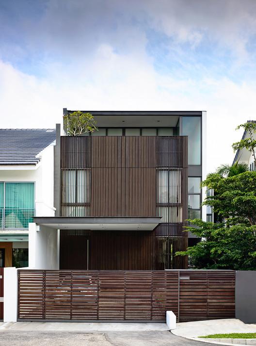 Eng Kong Garden / HYLA Architects, © Derek Swalwell