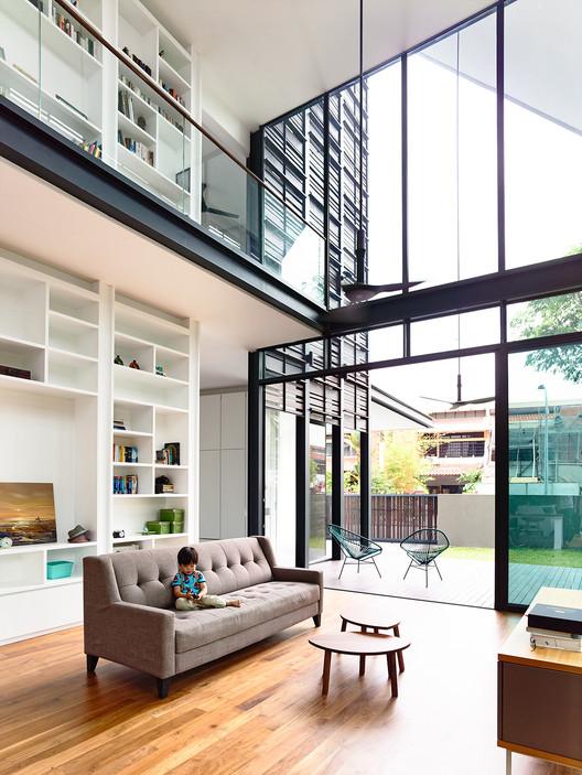 Terraza Faber / HYLA Architects, © Derek Swalwell