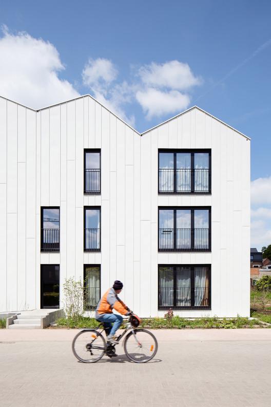 Den Travoo / Bogdan & Van Broeck Architects , © Frederik Vercruysse