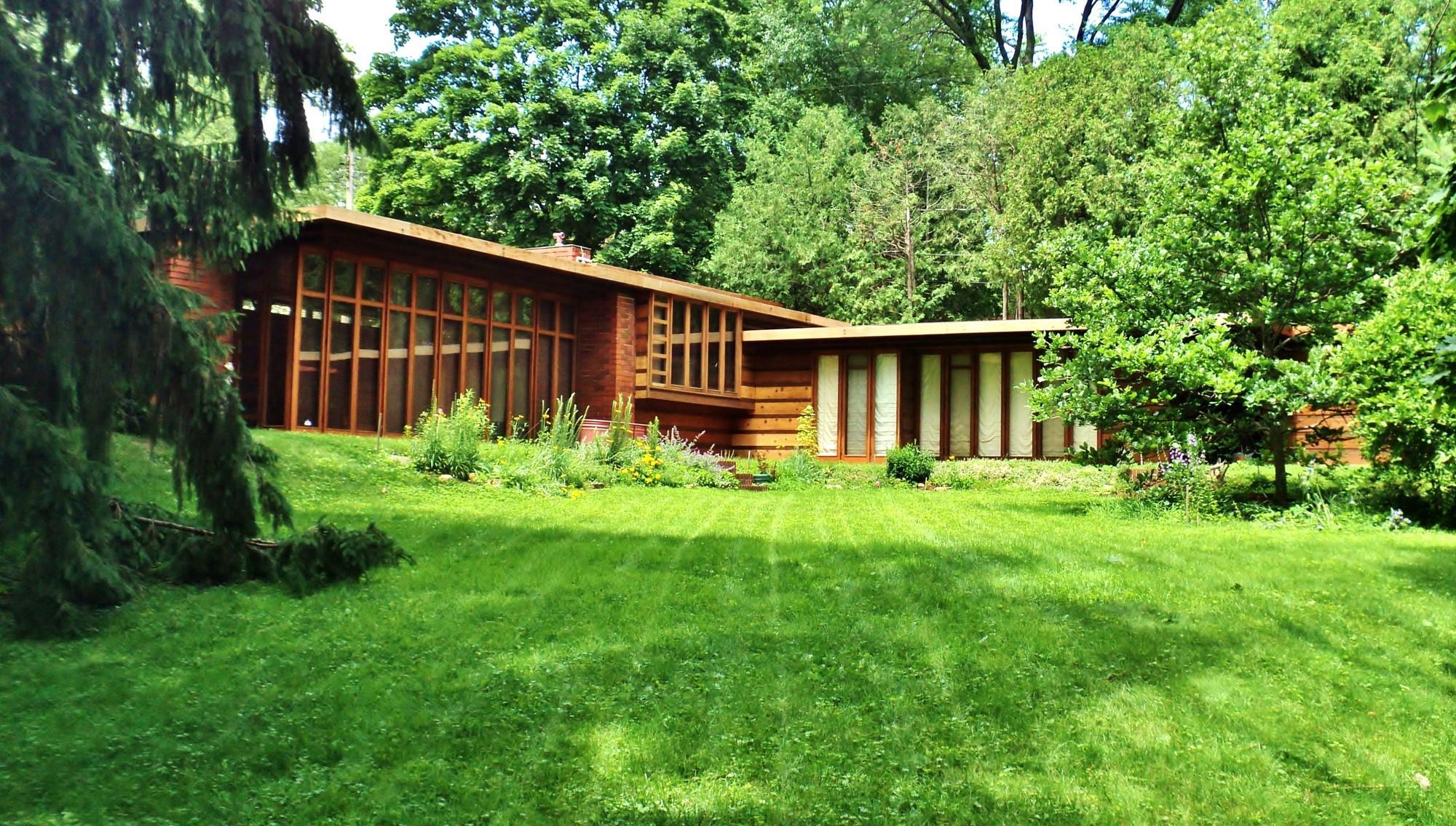 Diez Obras De Frank Lloyd Wright Nominadas Para La Lista