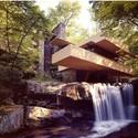 Fallingwater. Imagem © Western Pennsylvania Conservancy
