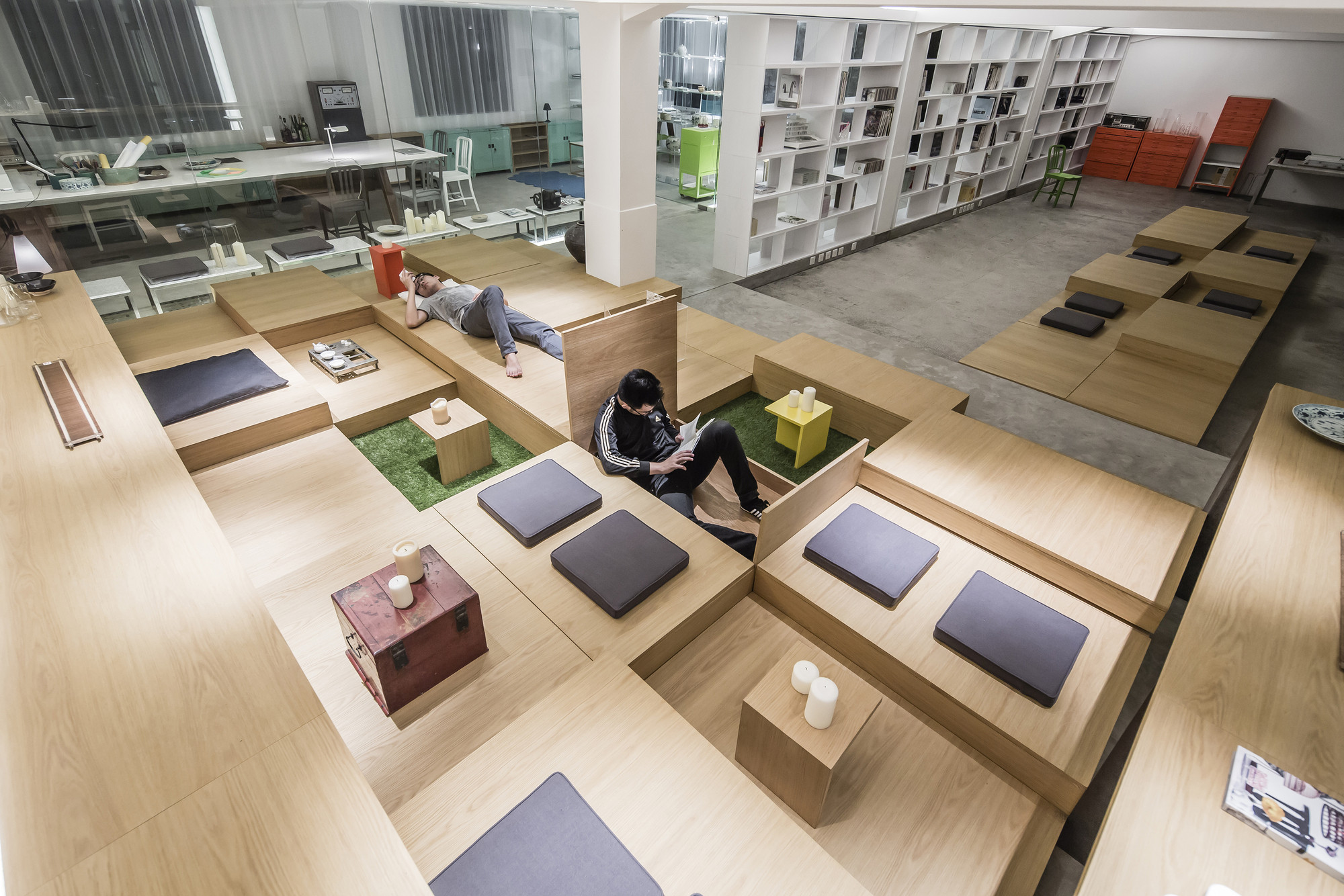 Rethinking the Open Office