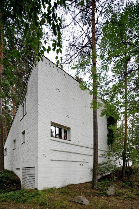 Casa Experimental Muuratsalo, 1953. © Nico Saieh