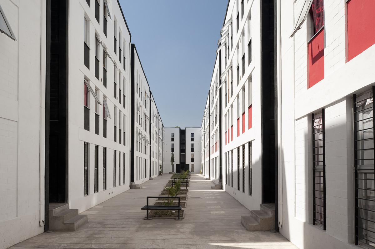 Neo Cité, vivienda social en el centro de Santiago: por una ciudad ...
