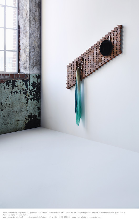Armario o perchero Wardrobe / Rene Siebum, © renevanderhulst