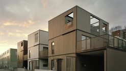 Fittja Terraces / Kjellander + Sjöberg Architects