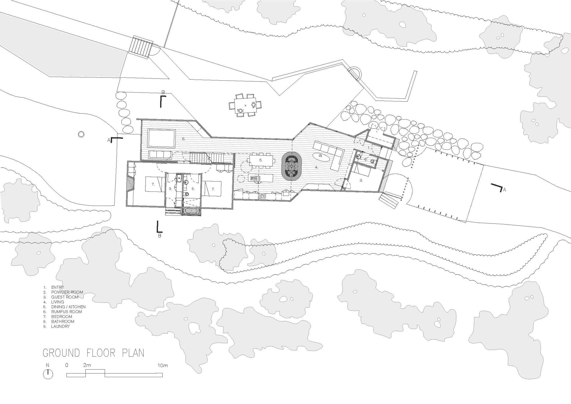 Holiday House BKK Architects