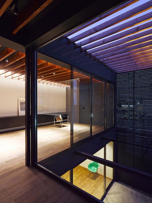 Pergola Apollo Architects Amp Associates Archdaily