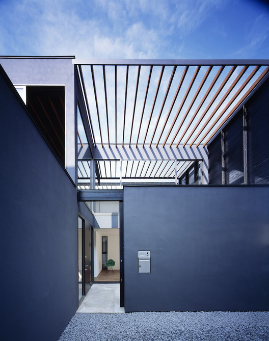 Pergola / APOLLO Architects & Associates, © Masao Nishikawa