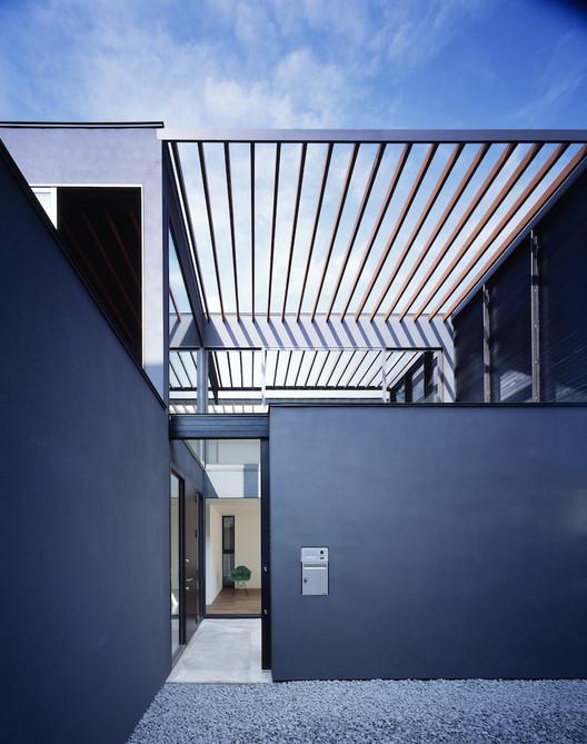 Pergola / APOLLO Architects & Associates, © Masao Nishikawa