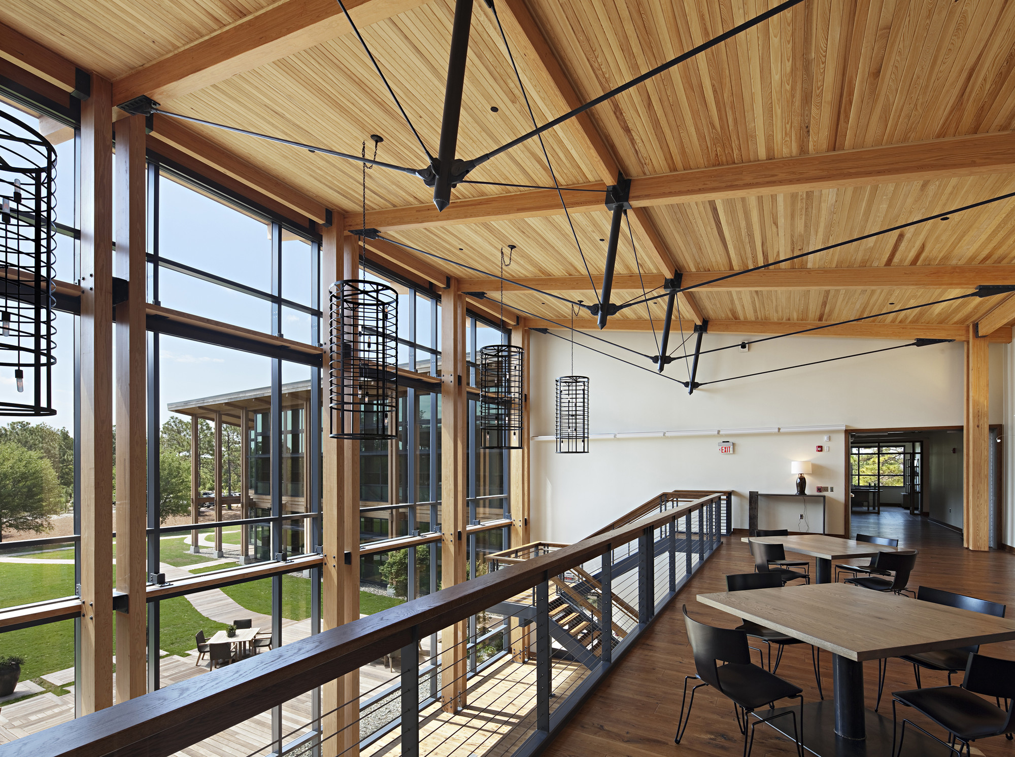 Live Oak Bank Headquarters Ls3p Associates Archdaily