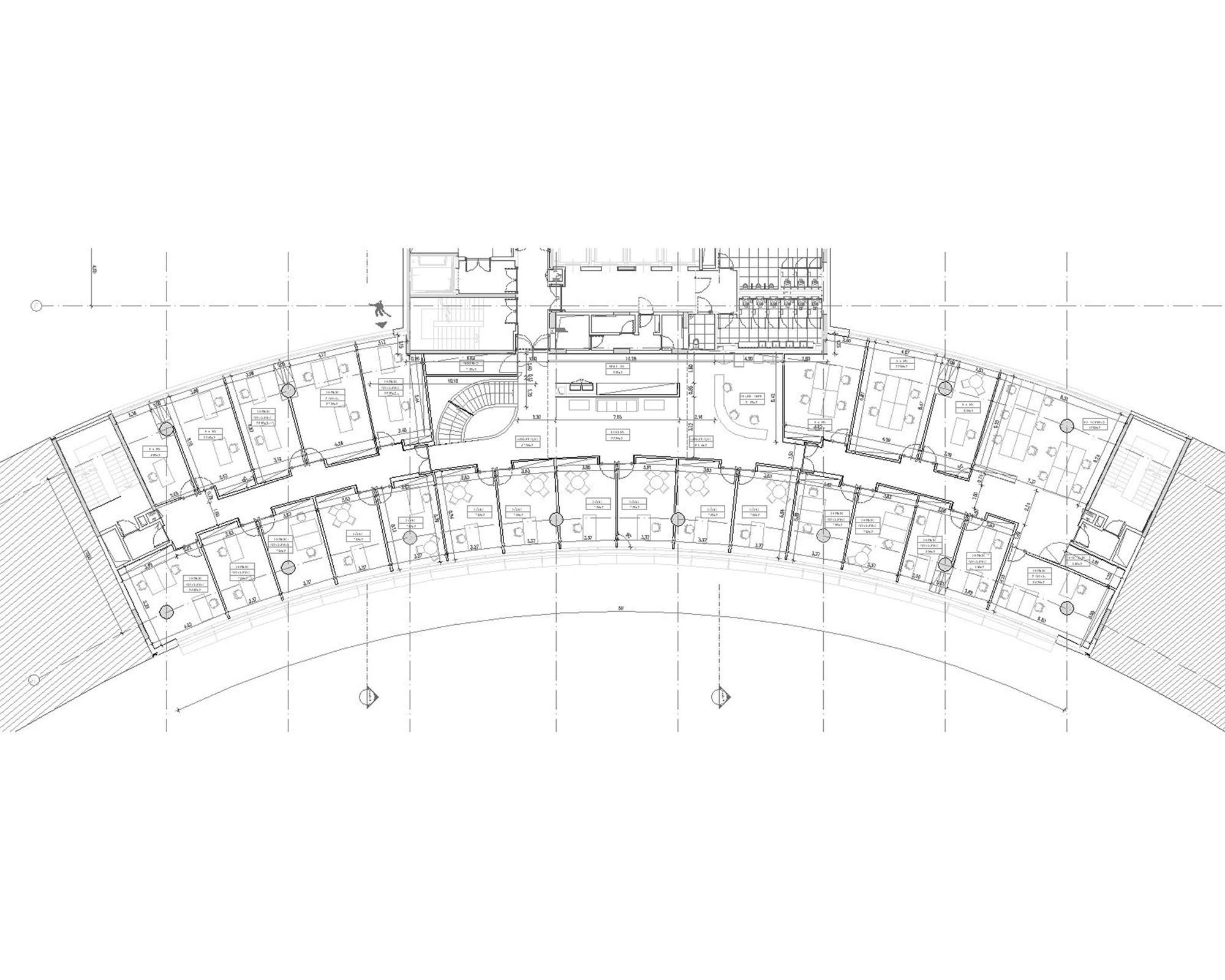 Law Office Floor Plan: Gallery Of Miranda Law Firm / Rita Pinto Ribeiro
