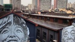 """Arte y Arquitectura: Los murales del portugués Vhils, creados a través de la """"destrucción"""""""