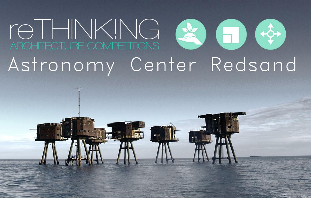 Convocatoria internacional: concurso de arquitectura 'Astronomy Center Redsand'