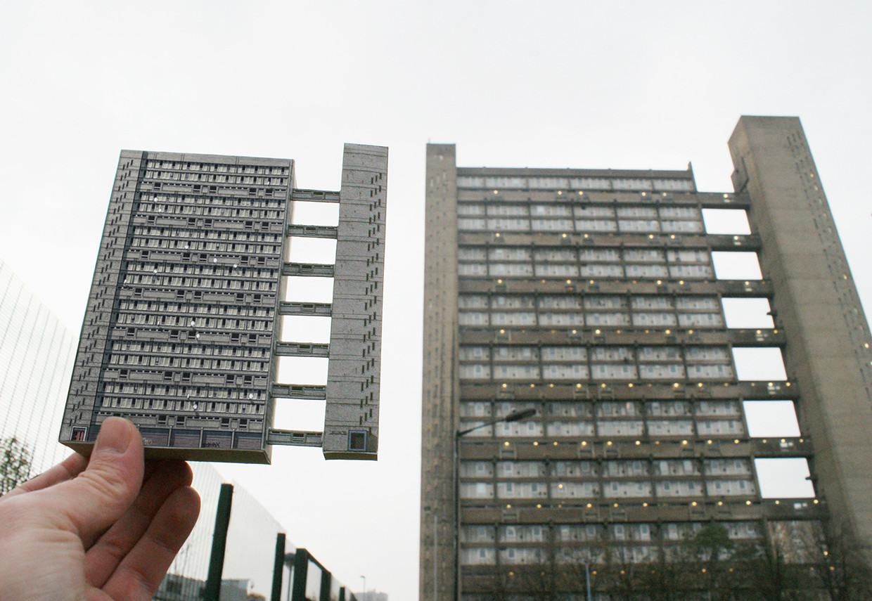 Gallery Of Zupagrafika Honors Londons Brutalist Architecture With