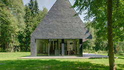 House In Trakai / AKETURI ARCHITEKTAI