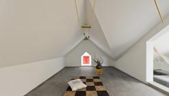 The Origami-Inspired / Landmak Architecture