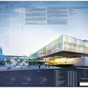 Prancha 1. Image Cortesia de A3 arquitetura.engenharia