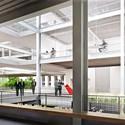 Vista interna. Image Cortesia de A3 arquitetura.engenharia