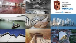 Winners of the 2015 Building of the Year Awards