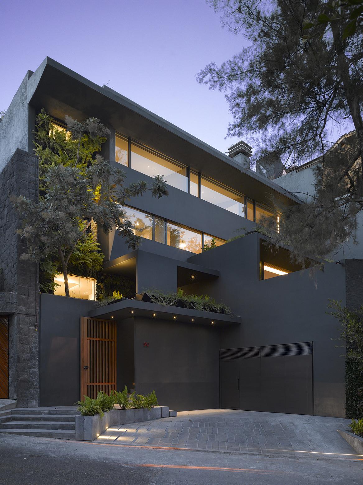 Galer a de casa barrancas ezequielfarca arquitectura y - Diseno y arquitectura ...