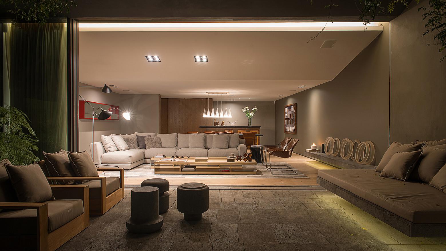 Galeria de casa barrancas ezequielfarca arquitectura y for Casa y diseno montevideo