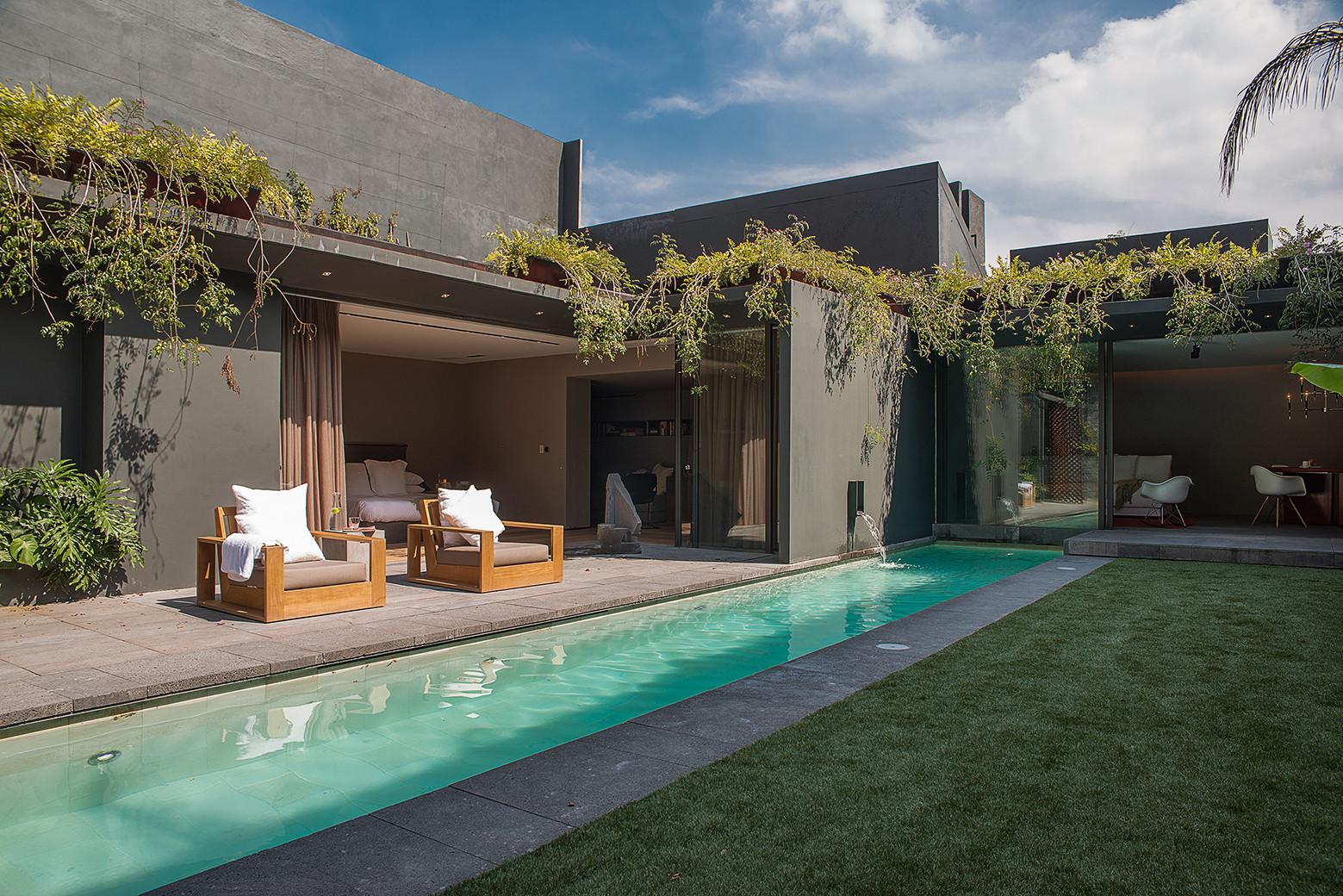 Galeria de casa barrancas ezequielfarca arquitectura y for Arquitectura y diseno de casas