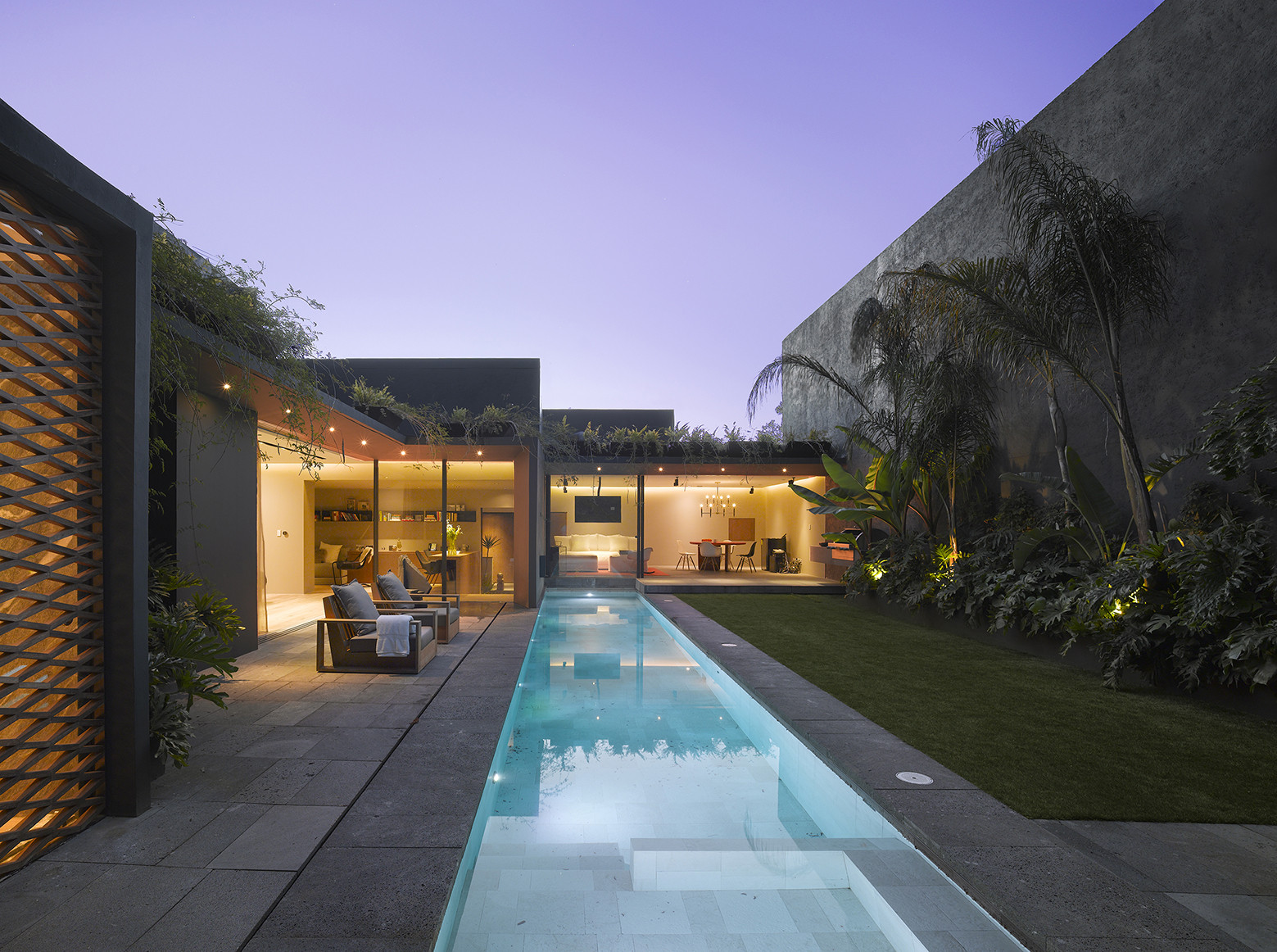The Barrancas House EZEQUIELFARCA arquitectura y diseo ArchDaily