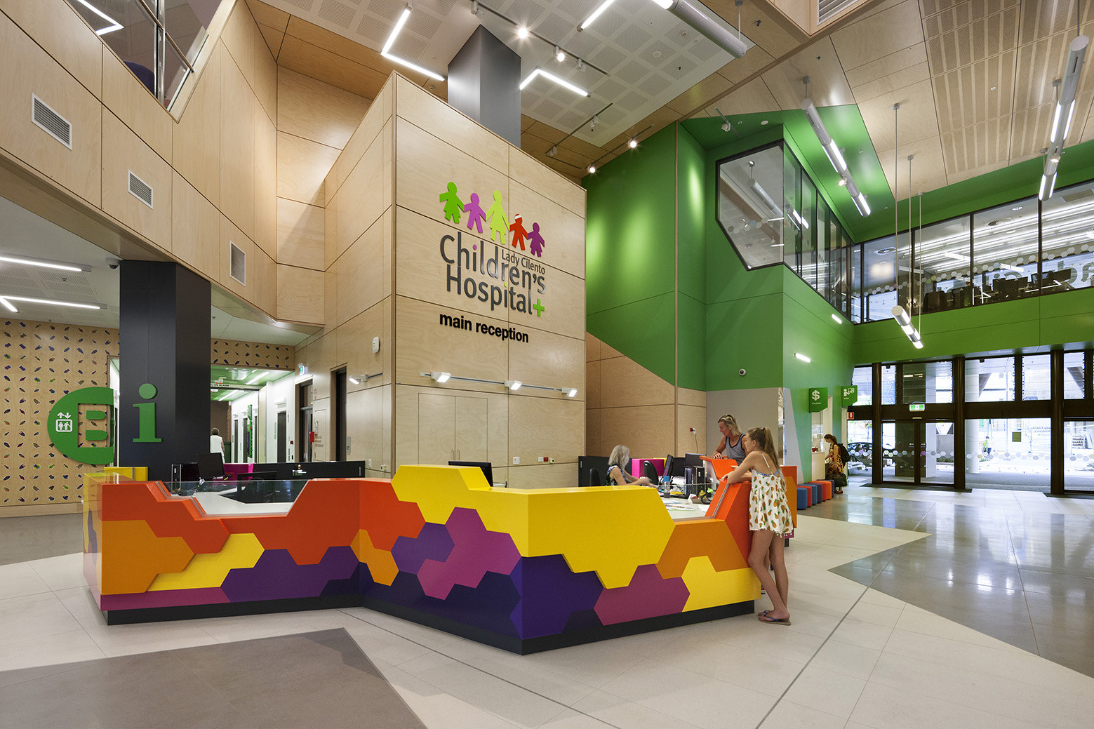 Gallery of new lady cilento children 39 s hospital lyons - Interior design school los angeles ...