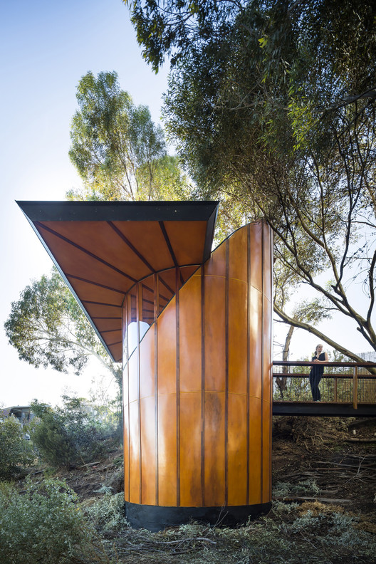 Tree Top Studio / Max Pritchard, © Sam Noonan