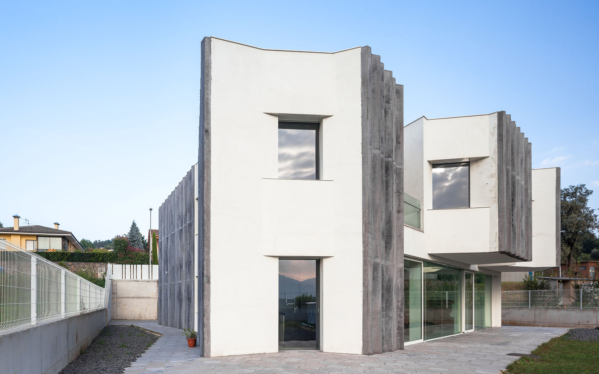 Casa Basalto / Ventura Llimona, © Marc Torra