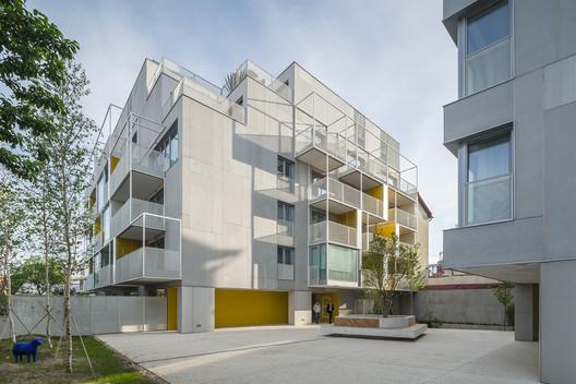 'urban Spaces'  Dogarilor Apartment Building. Imagen © Cosmin Dragomir