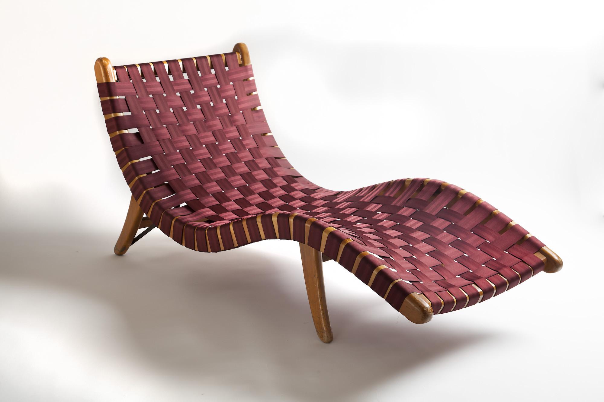 Exposição inédita em Nova Iorque explora o design moderno da América Latina, Michael van Beuren (Americano que trabalhou no México), 1940. Image Cortesia de Americas Society