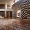 Edificio de Posgrados de Ciencias Humanas / Rogelio Salmona. Image © Juan Sebastián Silva