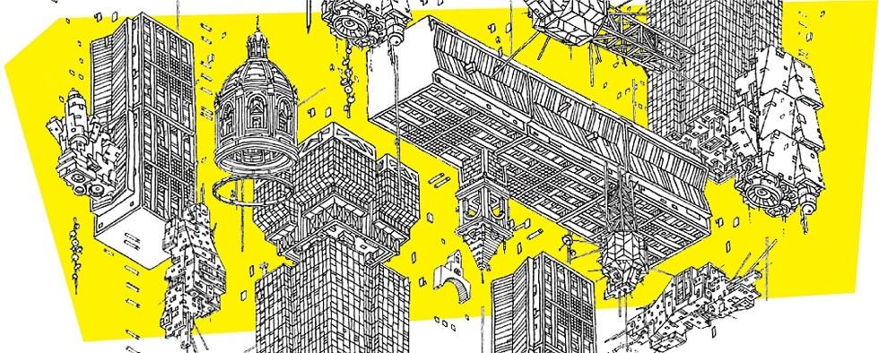 Chamada de filmes para a terceira edição do Arquiteturas Film Festival Lisboa, Cortesia de Arquiteturas Film Festival Lisboa